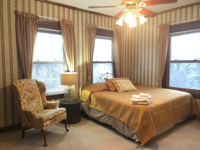 堪萨斯城的民宿