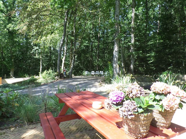 Relax in the centre of the Ardennes (sur. Durbuy)