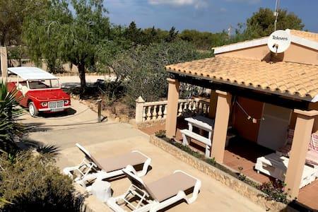 Casa Marin (Apartamento Posidonia) ET/7668