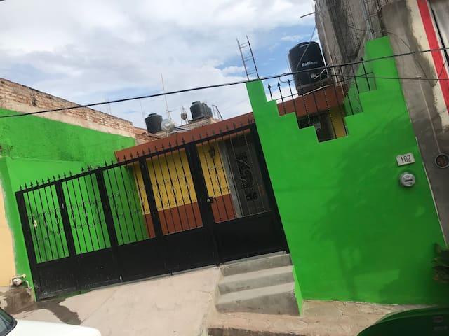 Zacatecas的民宿