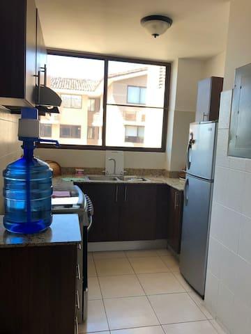 Apartamento céntrico y comodo
