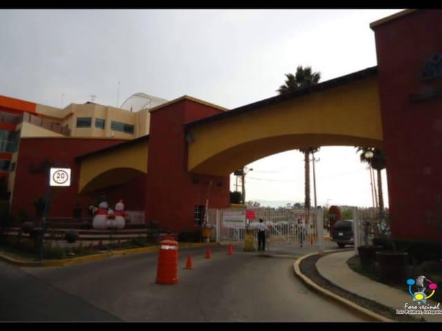 Ixtapaluca的民宿