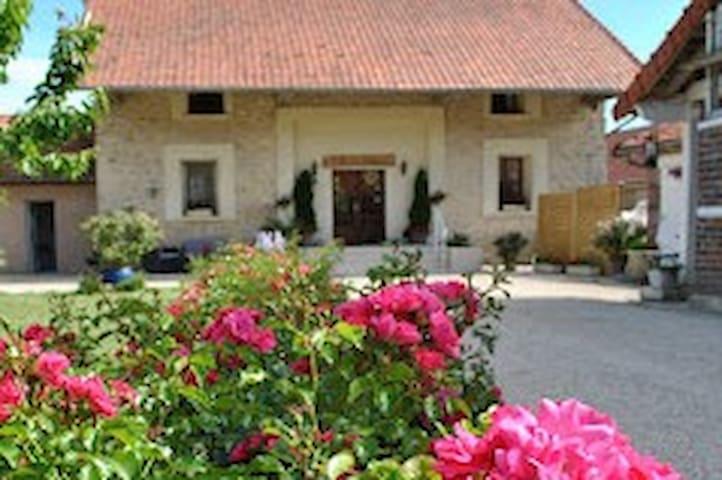 Sainte-Croix的民宿