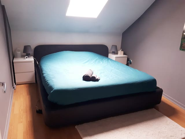 Nice flat in the near suburbs of Paris (Arcueil)