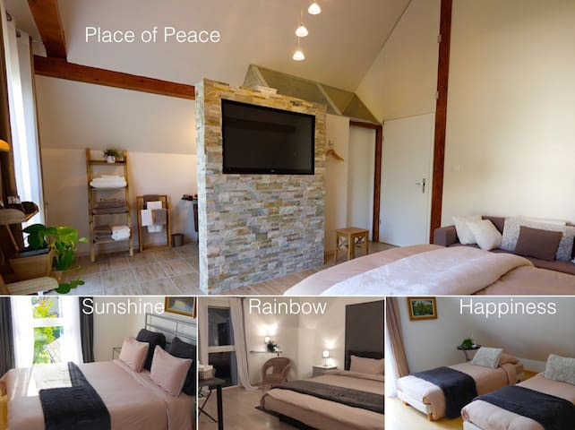 Place of Peace (4 rooms)