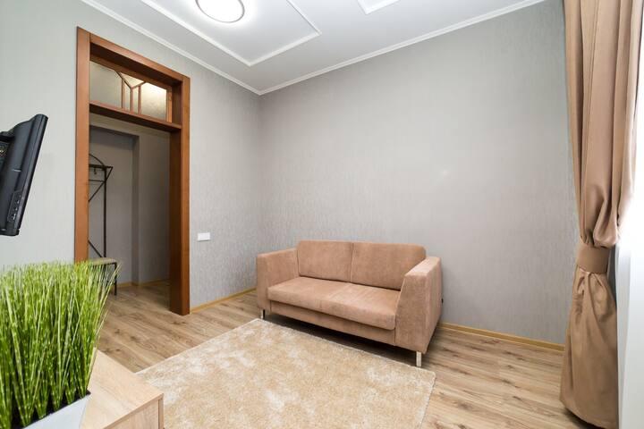 Barasport City Apartments Beige Suite