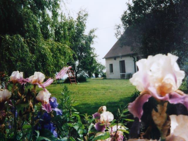 Saint-Baudel的民宿