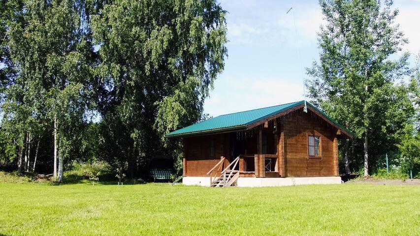 Ferapontovo的民宿