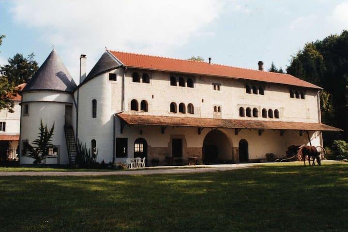 Dieue-sur-Meuse的民宿
