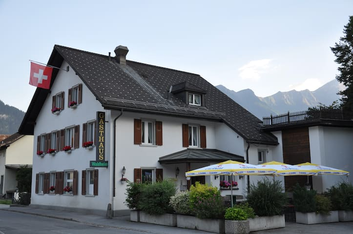 Fürstenaubruck的民宿