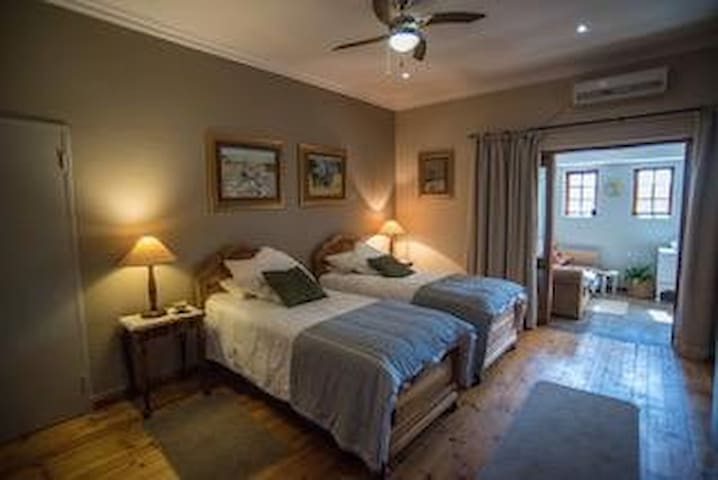 Safe Haven - Home away (Self Catering)