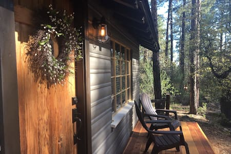 Charming Cabin 5 min from Historic Downtown Square
