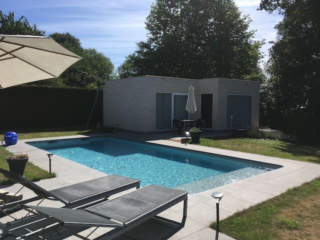 Oosterzele的民宿