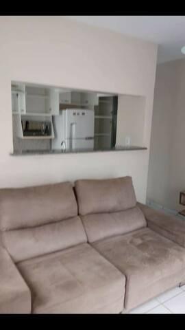 Apartamento 1 quarto sala,  em área Residencial.