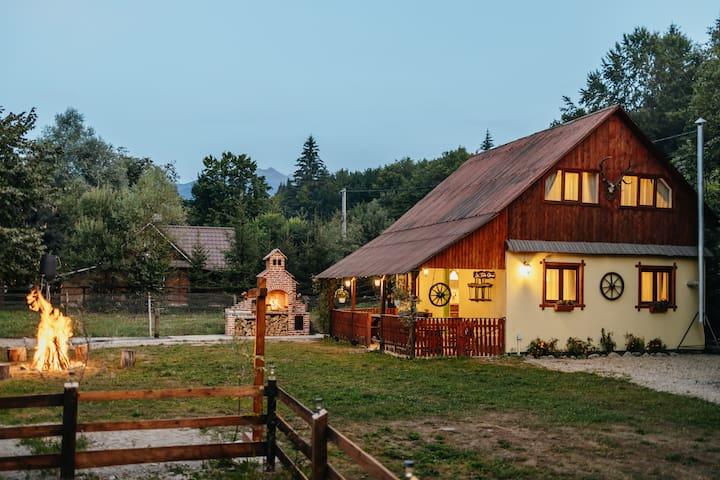 Porumbacu de Sus的民宿