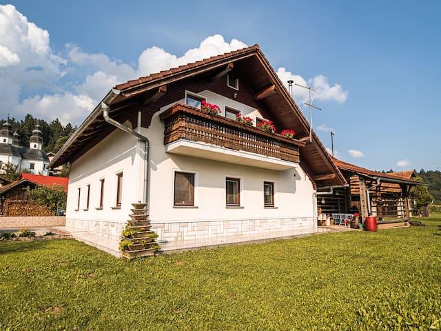Ljubno ob Savinji的民宿