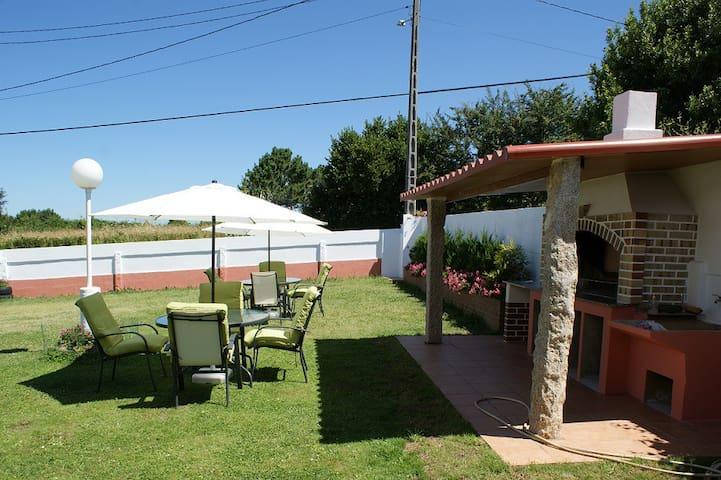 Sanxenxo的民宿