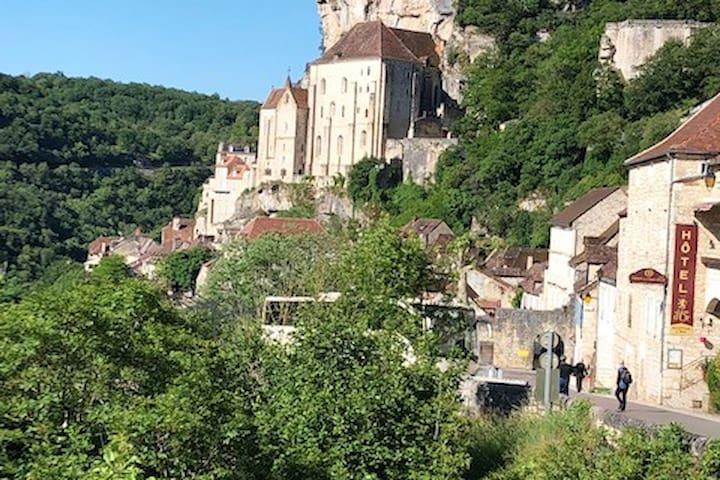 Rocamadour的民宿