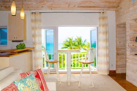 Cottage Ocean View on Orange Hill Beach