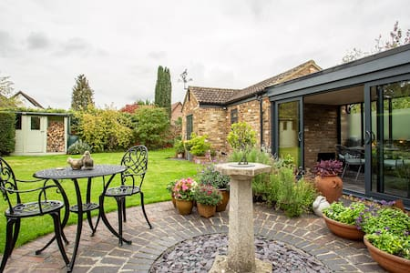The Garden Room at The Old Bakehouse