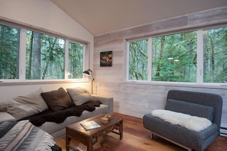 The Roost - Contemporary Rustic Cabin