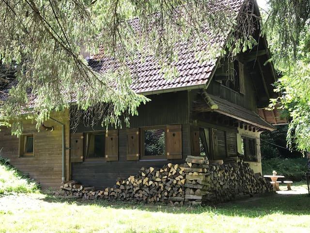 Volksberg的民宿