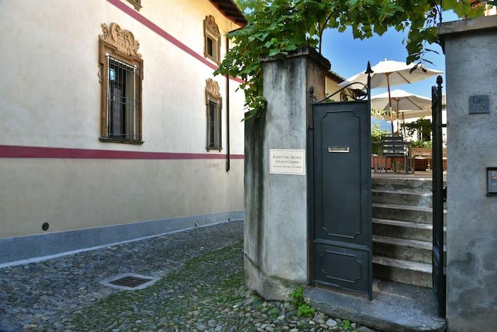 Ponte In Valtellina的民宿
