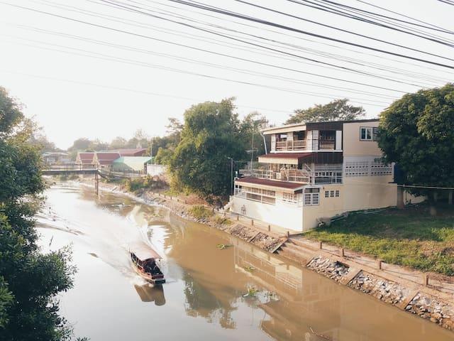 Ayutthaya的民宿