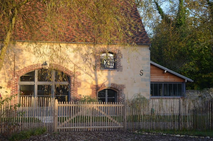 Cauvigny的民宿