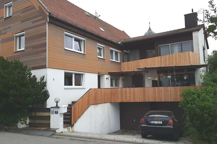 Nettes Apartment mit 2 Schlafzimmern