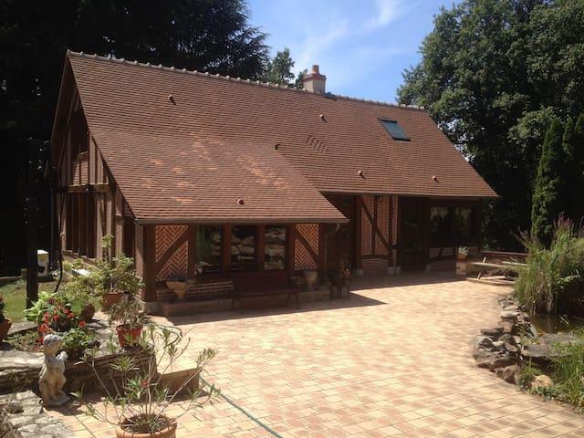Villefranche-sur-Cher的民宿