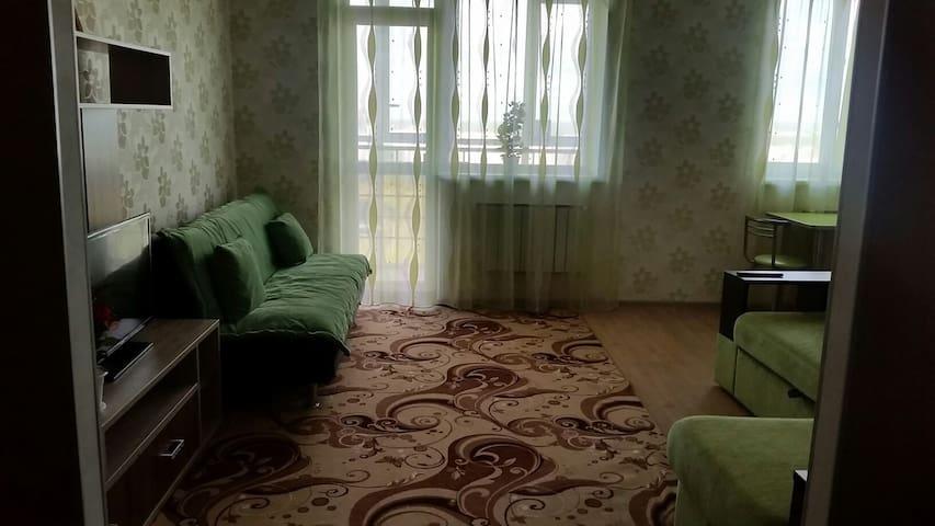 Berezovskiy的民宿