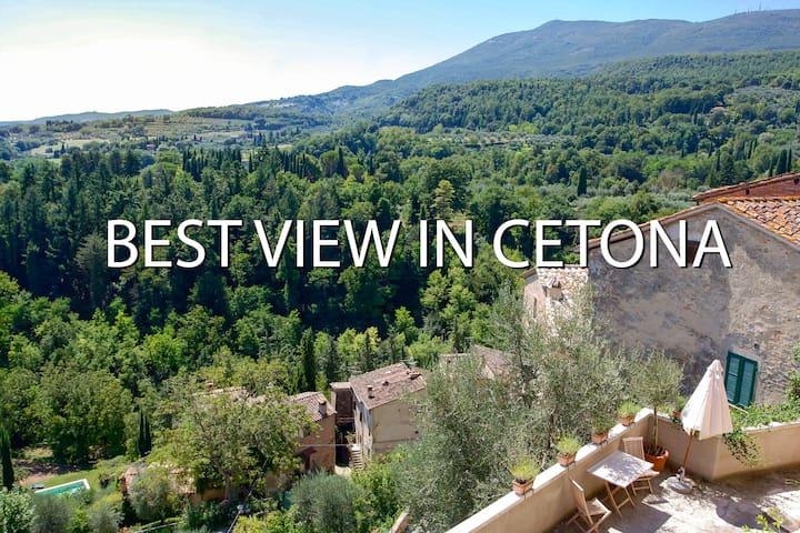 Cetona的民宿
