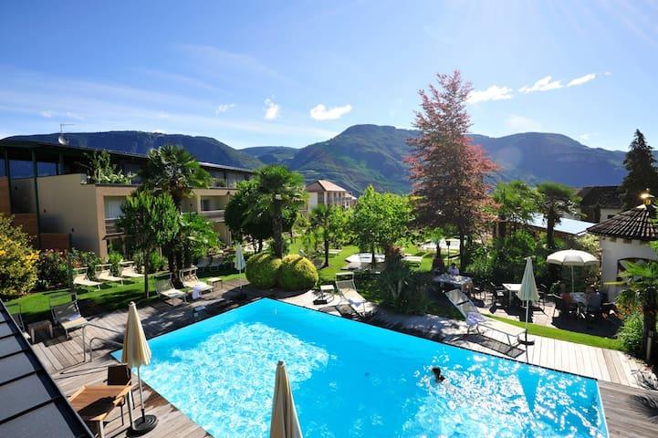 Appartement im Herzen Südtirols