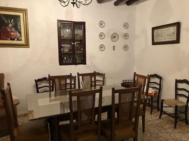 格拉纳达的民宿