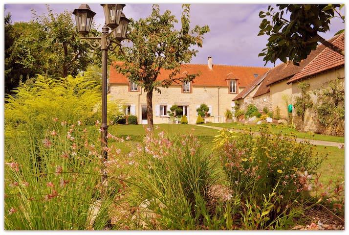 Aunou-sur-Orne的民宿