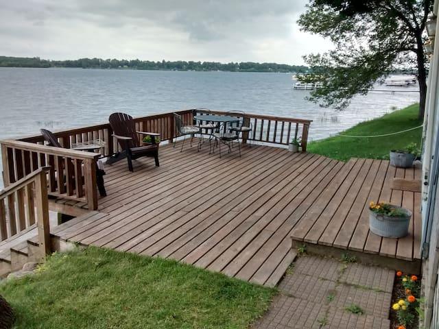 Maple Lake的民宿