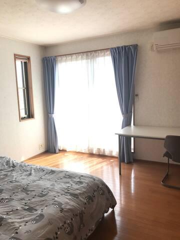 Utsunomiya的民宿