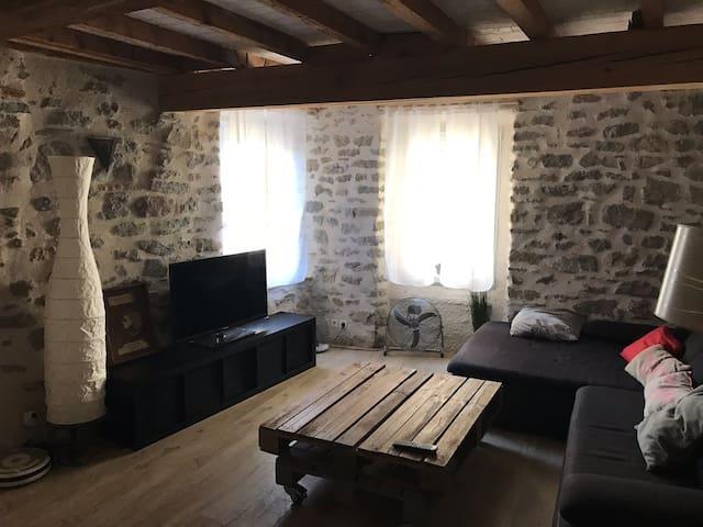 Villar-Saint-Anselme的民宿