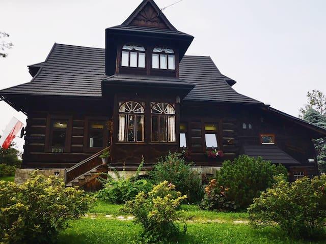 扎科帕内的民宿