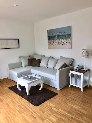 Moderne Wohnung am Skandinavienkai in Travemünde