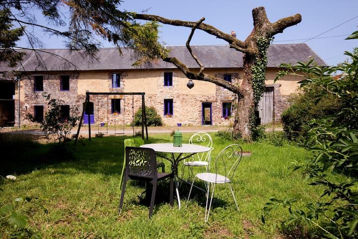 Cerisy-la-Salle的民宿