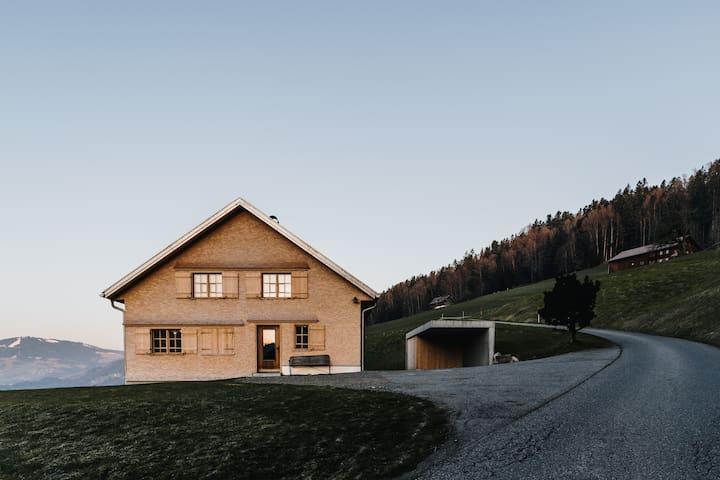 Lingenau的民宿