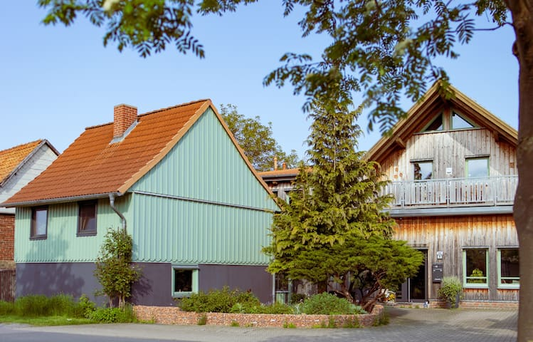 Ilsenburg (Harz)的民宿
