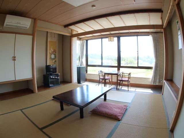 Iwaki-shi的民宿