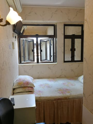 双人套房- -Double room with Private bathroom