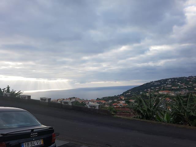 Ponta do Sol的民宿