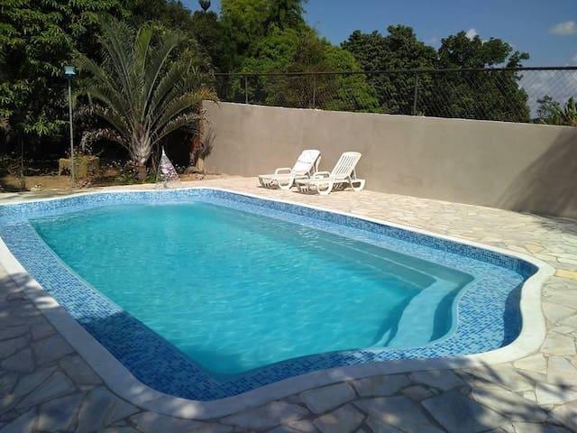 Salto de Pirapora的民宿