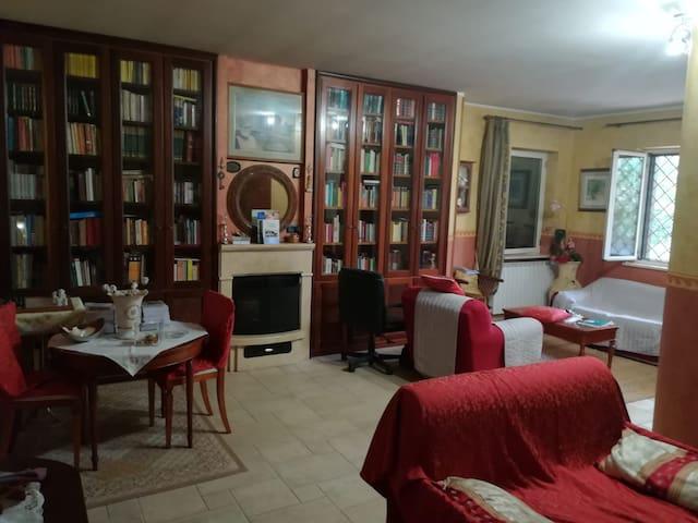 San Valentino Torio的民宿