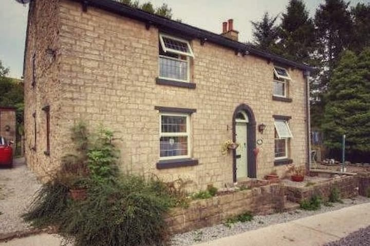 Kebbs Cottage, Darwen, Lancashire, North West UK
